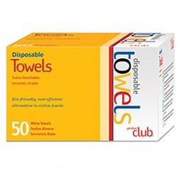 Product Club Disposable Towels 50 ct.