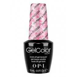 GelColor On Pinks & Needles GCA71 0.5 Oz