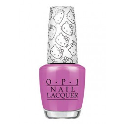 OPI Lacquer Super Cute in Pink H87 0.5 Oz