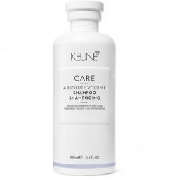 Keune Care Absolute Volume Shampoo 10.1 Oz