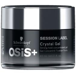 Schwarzkopf Osis+ Session Label Crystal Gel 2.1 Oz