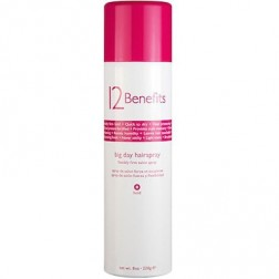 12 Benefits Big Day Hairspray 8 Oz