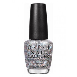 OPI Lacquer I Snow You Love Me HLE16 0.5 Oz