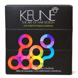Keune Pop-Up Foil Sheets 250 ct.
