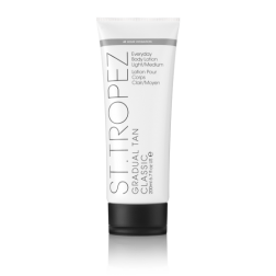 St. Tropez Gradual Tan Body Moisturizer, Light/Medium 6.7 Oz (200ml)