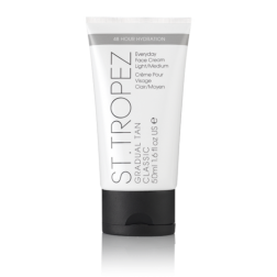 St. Tropez Gradual Tan Face Moisturiser, Light/Medium 1.6 Oz (50ml)