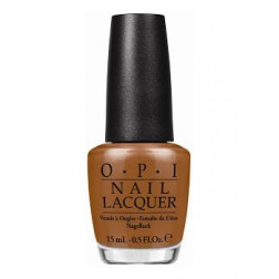 OPI Lacquer A-Piers to be Tan F53 0.5 Oz