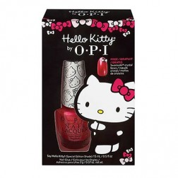 OPI Hello Kitty Special Edition Shade- Say Hello Kitty! 0.5 Oz