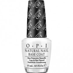 OPI Glitter Off Base Coat 0.5 Oz