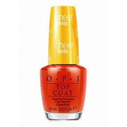 OPI Lacquer I'm Never Amberrassed S01 0.5 Oz