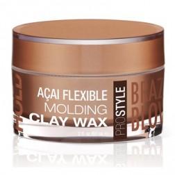 Brazilian Blowout Acai Flexible Molding Clay Wax 2 Oz