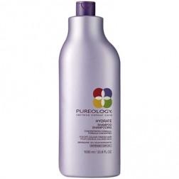 Pureology Hydrate Shampoo 33.8 Oz