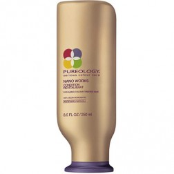 Pureology Nano Works Gold Condition 8.5 Oz