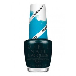 OPI Lacquer Turquoise Aesthetic P26 0.5 Oz