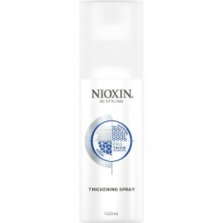 Nioxin 3D Styling Thickening Spray 5.1 Oz