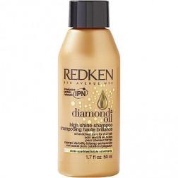 Redken Diamond Oil High Shine Shampoo 1.7 Oz