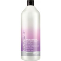 Redken Genius Wash Cleansing Conditioner for Coarse Hair 33.8 Oz