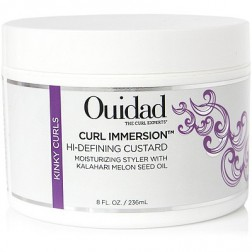 Ouidad Curl Immersion High Defining Custard 8 Oz
