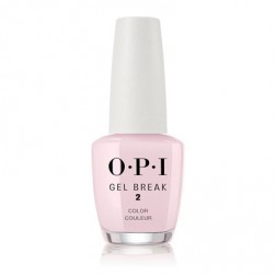 OPI Gel Break Sheer Color Properly Pink NTR03 0.5 Oz