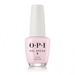 OPI Gel Break Sheer Color Properly Pink NTR03 0.5 Oz