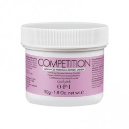 OPI Competition Powder Cool Pink 1.76 Oz