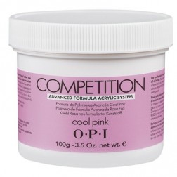 OPI Competition Powder Cool Pink 3.52 Oz