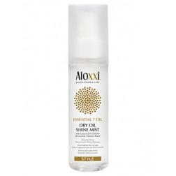 Aloxxi Essential 7 Dry Oil Shine Mist 3.4 Oz