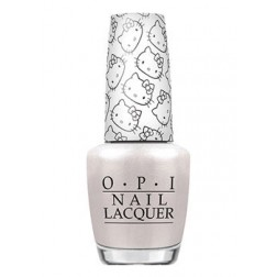 OPI Lacquer Kitty White H80 0.5 Oz