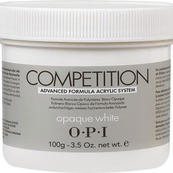OPI Competition Powder Opaque White 3.5 Oz