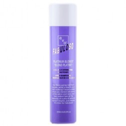 Evo Fabuloso Platinum Blonde Colour Intensifying Conditioner 8.5 Oz (250ml)
