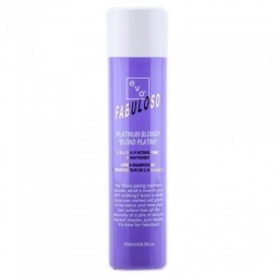 Evo Fabuloso Platinum Blonde Colour Intensifying Conditioner 1 Oz (30ml)