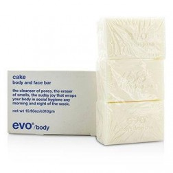 Evo Cake Body and Face Bar 10.9 Oz (310g)