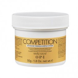 OPI Competition Powder Totally Natural 1.76 Oz