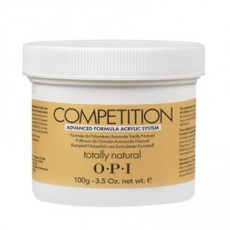 OPI Competition Powder Totally Natural 3.52 Oz