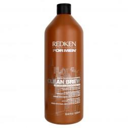 Redken Clean Brew Shampoo 33.8 Oz for Men