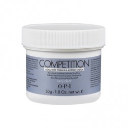 OPI Competition Powder Very Clear 1.76 Oz
