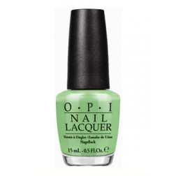 OPI Lacquer You are So Outta Lime! N34 0.5 Oz