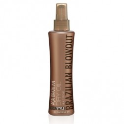 Brazilian Blowout Acai Brazilian Dry Oil 3.4 oz.
