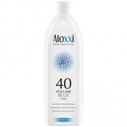 Aloxxi 40 V Blue Creme Developer 33.8 Oz