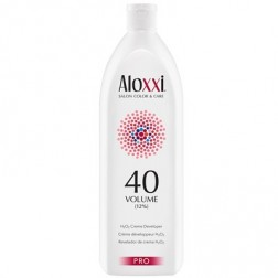 Aloxxi 40 V Creme Developer 33.8 Oz