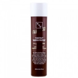 Evo Fabuloso Chestnut Colour Intensifying Conditioner 1 Oz (30ml)