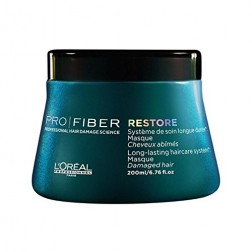 Loreal Pro Fiber Restore Masque 6.76 Oz (200ml)