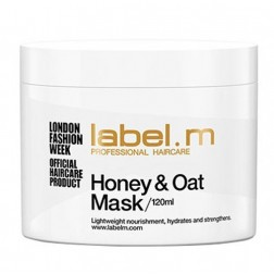 Label.m Honey and Oat Mask 4 Oz