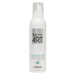 Loreal Professionnel Tecni.ART Strong Hold Volume Mousse 8.2 Oz