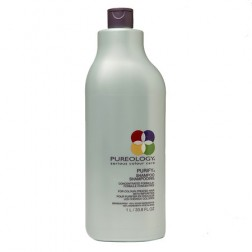 Pureology Purify Shampoo Treatment 33.8 Oz