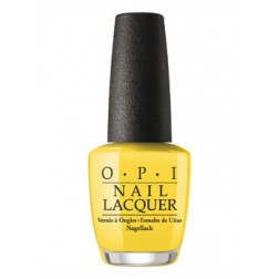 OPI Lacquer Exotic Birds Do Not Tweet F91 0.5 Oz