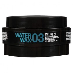 Water Wax 03 Shine Defining Pomade 1.7 Oz