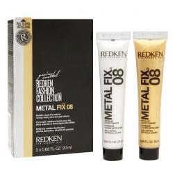Redken Metal Fix 08 Metallic Liquid Pomade 2 x 0.68 Oz