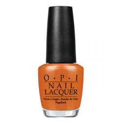 OPI Lacquer Freedom of Peach W59 0.5 Oz