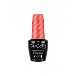 OPI GelColor Aloha From OPI GCH70 0.5 Oz